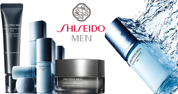 Shiseido, Must Have For Man!