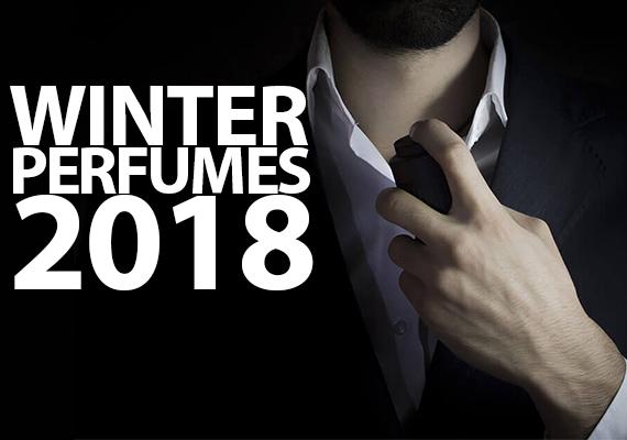 MAN PERFUMES AUTUMN / WINTER 2018