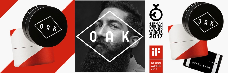 Oak Beard Balm