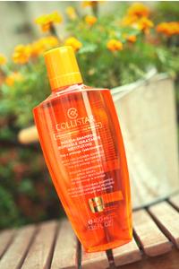 Collistar shampoo dopo sole idratante